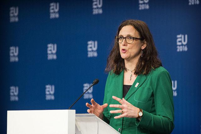 EU E>uropa Nachrichten Malmström