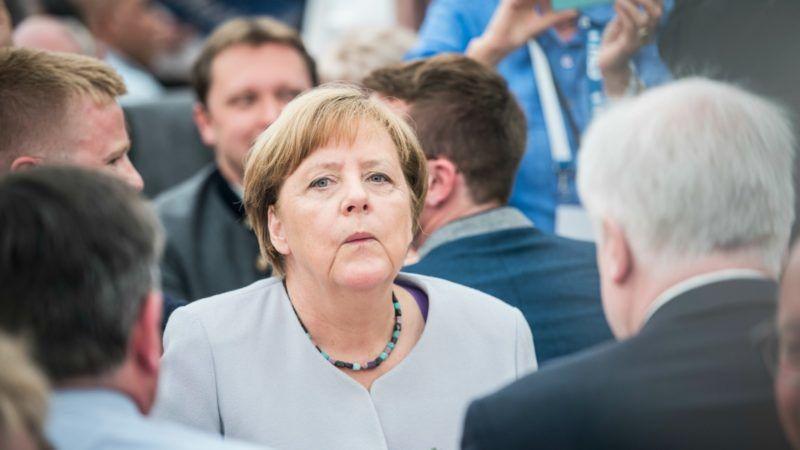 Die voraussichtlich letzte Regierungszeit von Kanzlerin Angela Merkel (CDU) scheint bislang ihre mit Abstand schwerste.