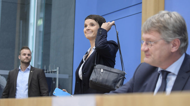 AfD, Frauke Petry, Marcus Pretzell