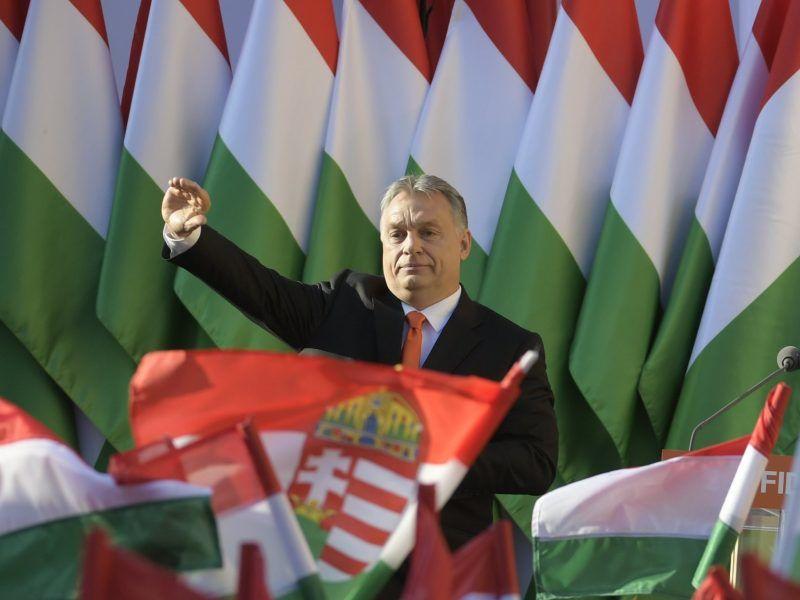 Ungarns rechsnationaler Regierungschef Viktor Orban hat es wieder geschafft: In seiner dritten Amtszeit kann er mit seiner Partei Fidesz weitere vier Jahre das Land regieren.