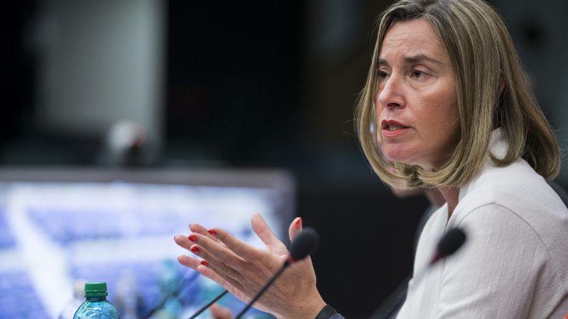 Handel mit Iran: Europäer gehen auf Konfrontationskurs zu Trump