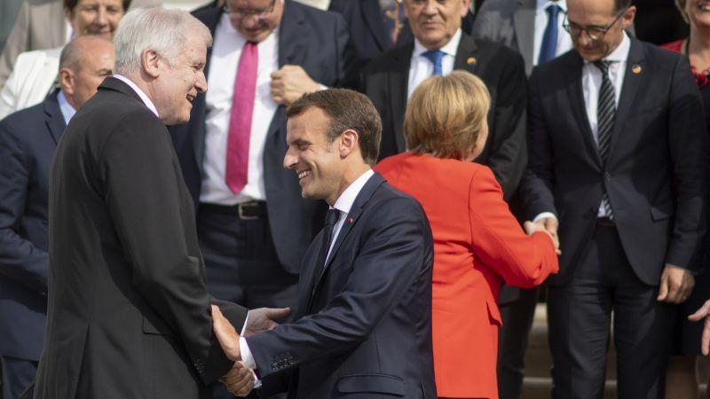 Berlin & Paris gemeinsam für Eurozonen-Budget