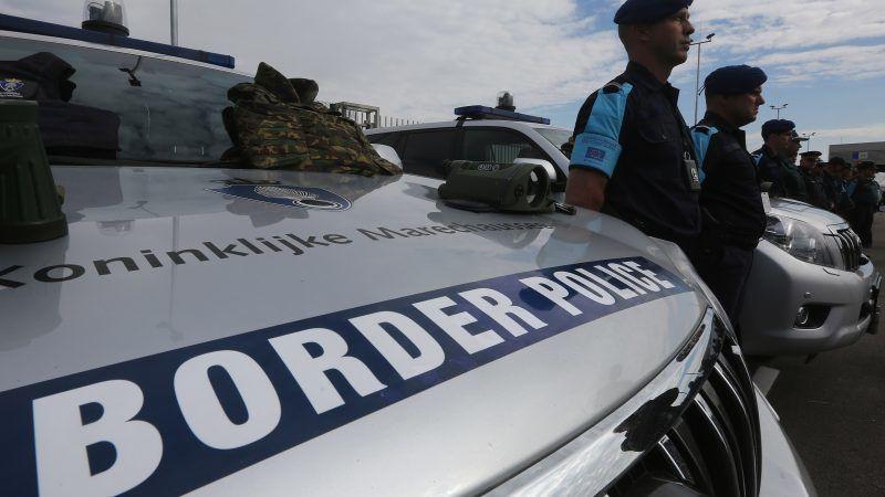 Die EU-Innenminister befassen sich heute mit dem Ausbau der Grenzschutzbehörde Frontex.