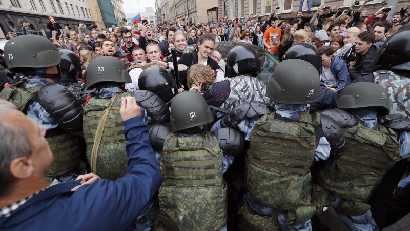 Kommunen: Regional- und Kommunalwahlen in Russland