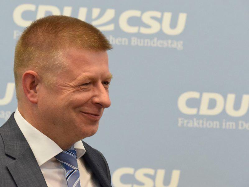 Thomas Haldenwang, Chef des Bundesamtes für Verfassungsschutz.