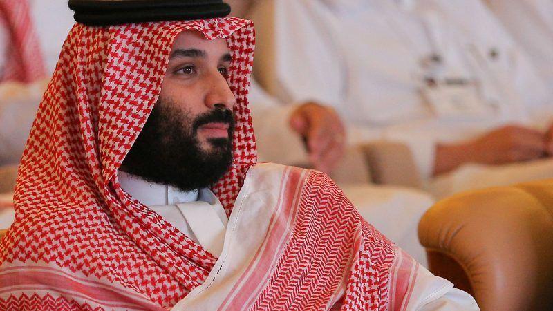 Der saudische Kronprinz Mohammed bin Salman