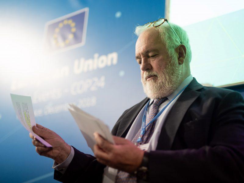 Eu Kommission Die Energieunion Ist Vollendet Euractiv De