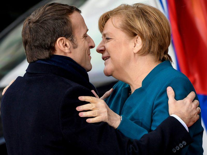 Der Vertrag Von Aachen Mehr Sein Als Schein Euractivde