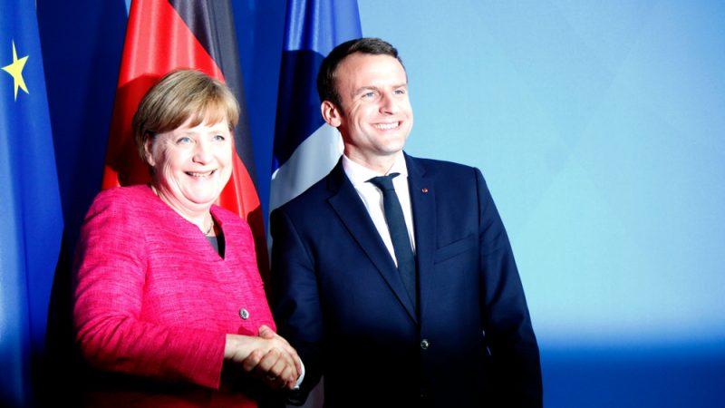 Deutsch Französischer Vertrag Liebeserklärung Mit Kompromissen