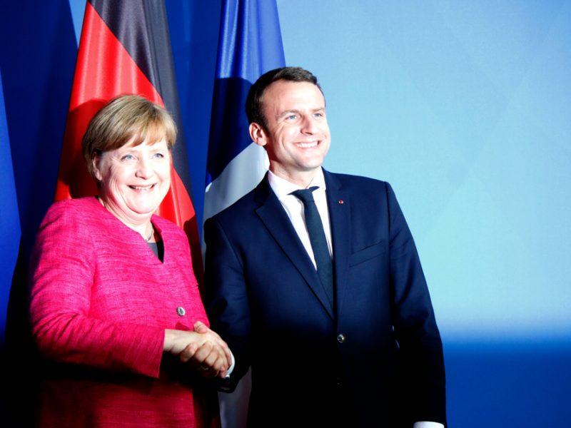 Paris und Berlin wollen neuen Schwung für die EU | Politik