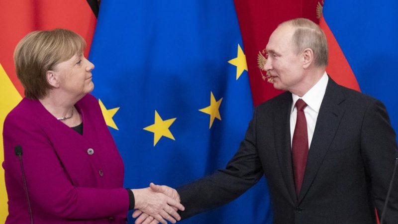 Merkel trennung Angela Merkel: