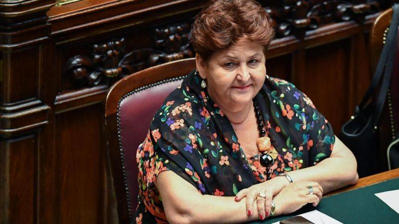 Italienische Ministerin