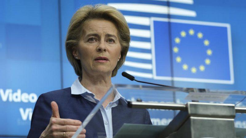 Geberkonferenz sammelt 7,4 Mrd. Euro für CoV-Impfstoff ein