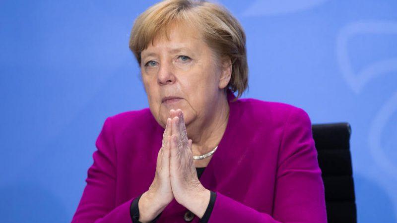 Merkel Sprüche Bilder