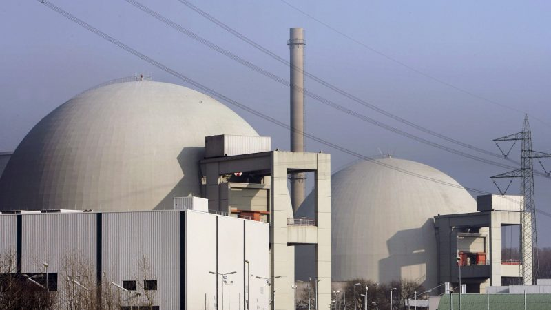 Atomkraftwerk in Deutschland