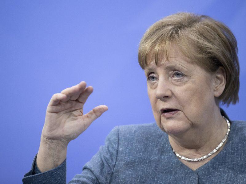 Bundeskanzlerin Merkel will das Klimaschutzgesetz noch diese Woche im Kabinett sehen