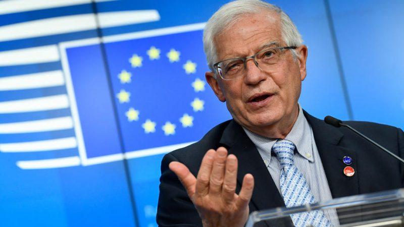 Josep Borell, Hoher Vertreter der EU für Außen- und Sicherheitspolitik